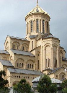 სამების ტაძრის კურთხევიდან 10 წელი გავიდა