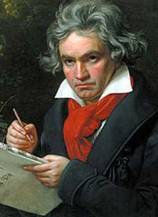 ნახეთ გასაოცარი ბეთჰოვენი