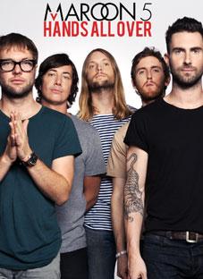 Maroon 5-მა ახალი კლიპი გადაიღო