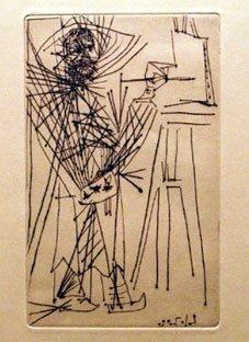 პიკასოს ფიროსმანი ხელოვნების სასახლეში გამოიფინება