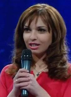 """ნონა გიუნაშვილის წარმატებული გამოსვლა აზერბაიჯანულ """"ნიჭიერში"""""""