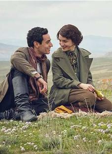 ალი და ნინო BBC-ის ობიექტივში