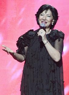 ნანი ბრეგვაძე 28 მარტს მოსკოვში აღარ იმღერებს