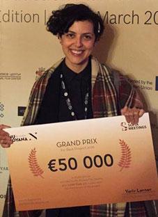 ქართველმა რეჟისორმა სოფიაში მთავარი პრიზი მოიგო
