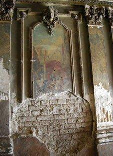 თბილისში უნიკალური ხელოვნება ნადგურდება