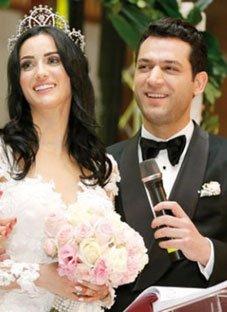 მურატ ილდირიმი დაქორწინდა