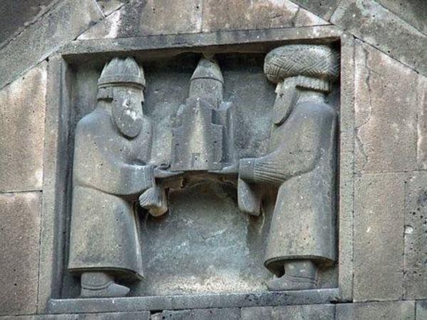ხელოვნების სასახლის საჩუქარი საქართველოს