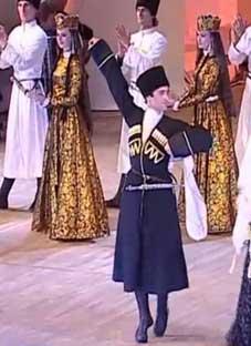 """""""ნახეთ როგორი აქტუალურია ქართული ცეკვა"""""""