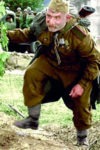 """როგორ გადაურჩა """"ჯარისკაცის მამა"""" განადგურებას"""
