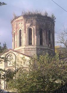 საპირფარეშოდ გამოყენებული ქართული მართლმადიდებლური ტაძარი