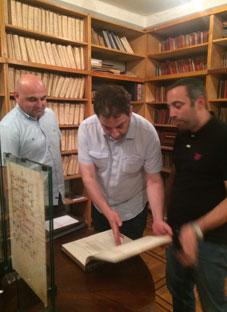 ხელოვნების სასახლის და ეროვნული ბიბლიოთეკის ერთობლივი პროექტი