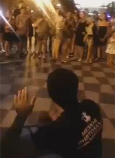 ბათუმში ქართულ ცეკვას კრძალავენ