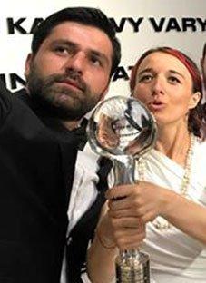 ქართული ფილმის ჯილდო კარლოვი ვარის ფესტივალზე