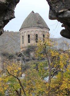 ტაო კლარჯეთის ქართული ეკლესიები BBC-ს ფოკუსში