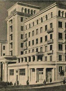 თბილისში კიდევ ერთ ისტორიულ შენობას ანგრევენ