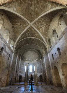 წმინდა ნიკოლოზის საფლავი თურქეთში
