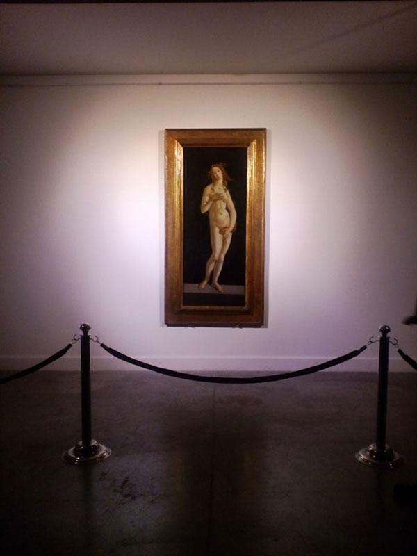 """""""სახელოვნებო მუზეუმის მისია ასე ერთბაშად არც ერთ სხვას არ გაუყალბებია"""""""