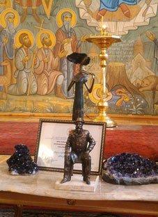 ილია ჭავჭავაძის პრემია საქართველოს კათოლიკოს-პატრიარქს გადაეცა