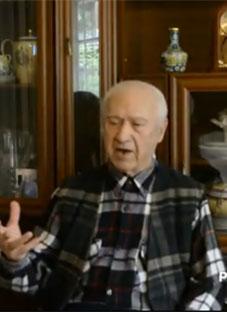 თენგიზ ზაალიშვილი - გაიცანით 89 წლის მომღერალი