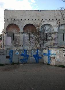 SOS! - ასეთ დღეშია კინოსტუდიის ისტორიული შენობა