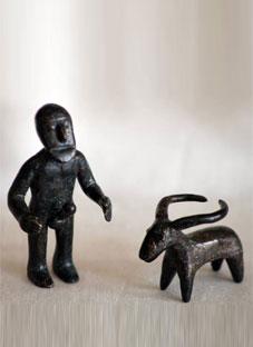უნიკალური არქეოლოგიური ნივთები საქართველოდან გატანას გადაურჩა