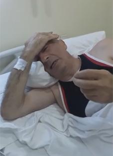 ზურა დოიჯაშვილის ინტერვიუ საავადმყოფოდან