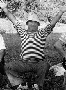 ნოდარ დუმბაძე - ყველაზე გულიანი მწერალი