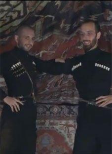 ქართული ცეკვა ანტონ რუბინშტეინის ოპერაში