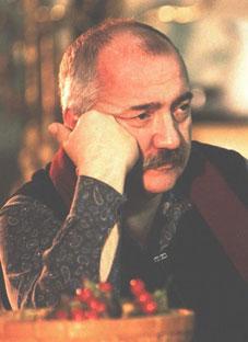 """რობერტ სტურუა: """"ო, როგორ მძულს თეატრი..."""""""