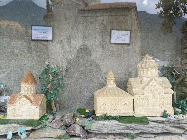 გიშის საეპისკოპოსო ტაძრის ისტორიას აყალბებენ