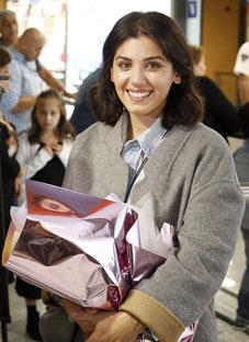 ქეთი მელუას საჩუქარი თბილისს