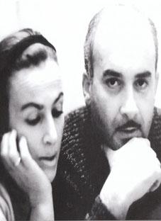 რეზო თაბუკაშვილი და მედეა ჯაფარიძე - ასე უყვარდათ საქართველოში