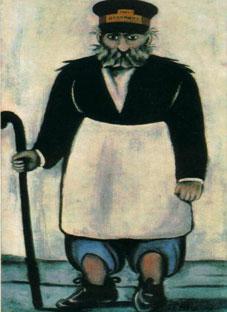 ნახეთ ნიკო ფიროსმანის გაცოცხლებული ნახატები