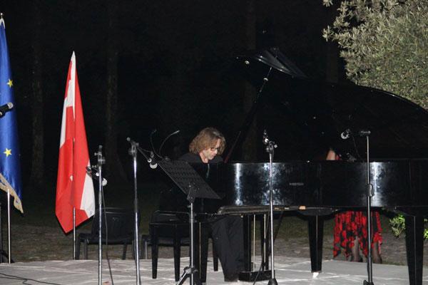 კამერული მუსიკის მეოთხე საერთაშორისო ფესტივალი მარტვილში საზეიმოდ დაიხურა