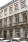 თბილისში ისტორიულ შენობას ანგრევენ