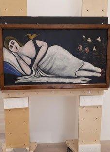 ფიროსმანის ნახატები გერმანიაში