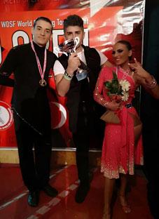 ქართველმა მოცეკვავეებმა თურქეთში პირველი ადგილი მოიპოვეს