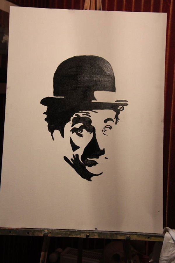 დიეგო ზარანდიას გასაოცარი ნახატები