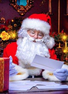 ყველაზე გულწრფელი წერილი სანტას