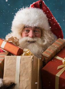 """""""საყვარელო სანტა, ცუდ ბავშვებს უფრო სჭირდებათ საჩუქრები..."""""""