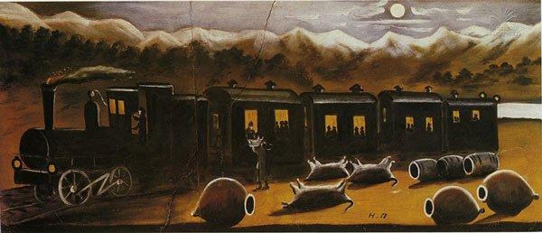 ფიროსმანის თანამედროვე მუზეუმი თბილისში
