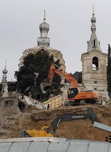 SOS! - ტვერელის ეკლესიას საფრთხე ემუქრება