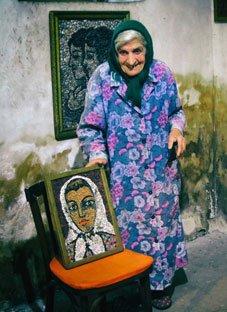 ელენე ლუხუტაშვილი - მეორე ფიროსმანი ჩვენს გვერდით