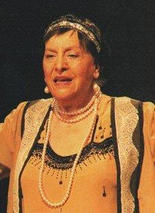 ლია კაპანაძე - მსახიობი საოცარი ბედისწერით
