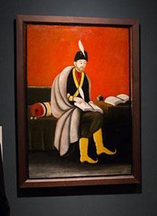 ნიკო ფიროსმანის ნახატები ტალინში