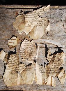 ტაო-კლარჯეთში უმნიშვნელოვანესი ხელნაწერები აღმოაჩინეს