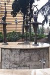 ოპერის ბაღში განადგურებული ბალერინები