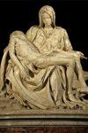 იცით როგორ შეიქმნა მიქელანჯელოს გენიალური ქრისტეს დატირება?