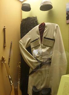 სამარცხვინოდ წარდგენილი საქართველო ამერიკის ისტორიის მუზეუმში
