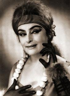 მედეა ჩახავა - მსახიობი, რომელიც მაყურებელს აჯადოებდა